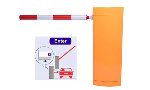 Auto Barrier Gate System